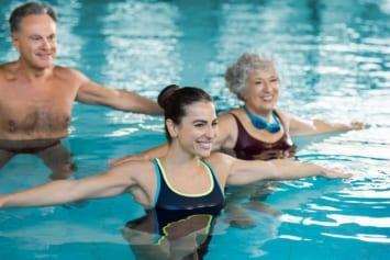 aquatic skills swimming lessons